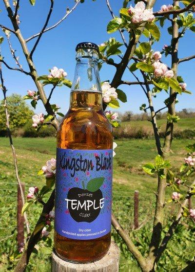 Kingston Black Dorset craft cider