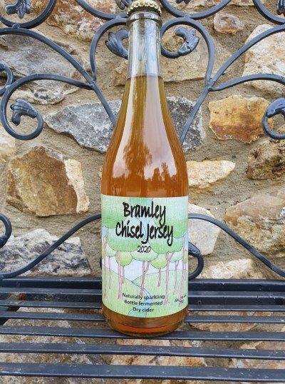 Bramley & Chisel Jersey fine cider